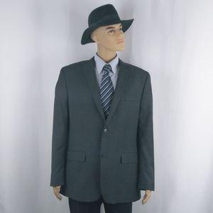 Alfani gray blazer jacket men's size L44 (L).
